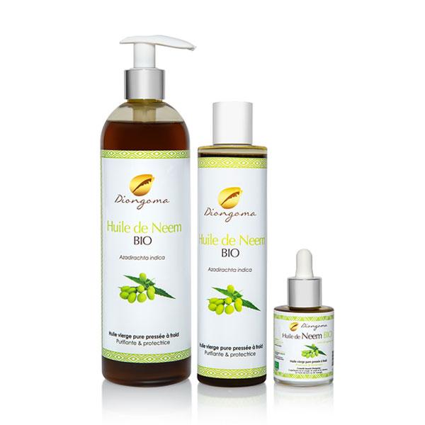 5 bienfaits de l'huile de neem